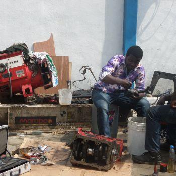 Egbema Installation
